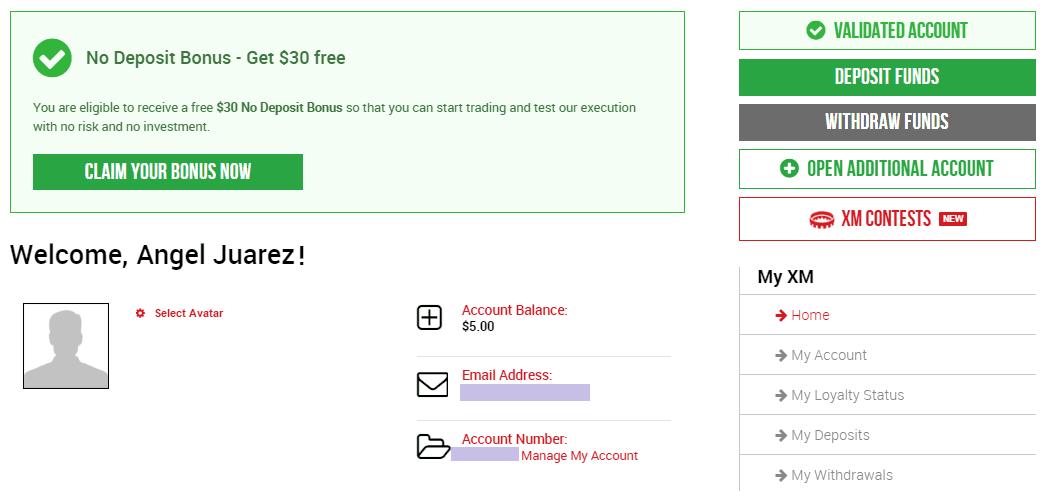 cuenta real forex verificada