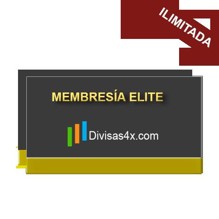 Membresia Elite Divisas4x