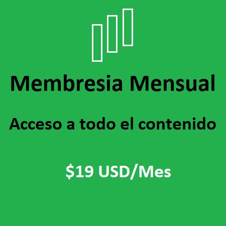Membresia Mensual